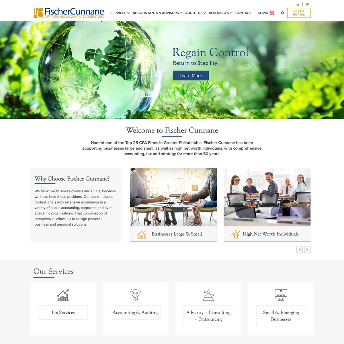 Website redesign modernizes your brand